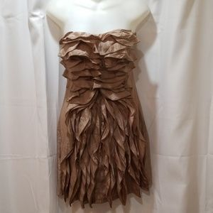 NWT Do & Be strapless dress Size S